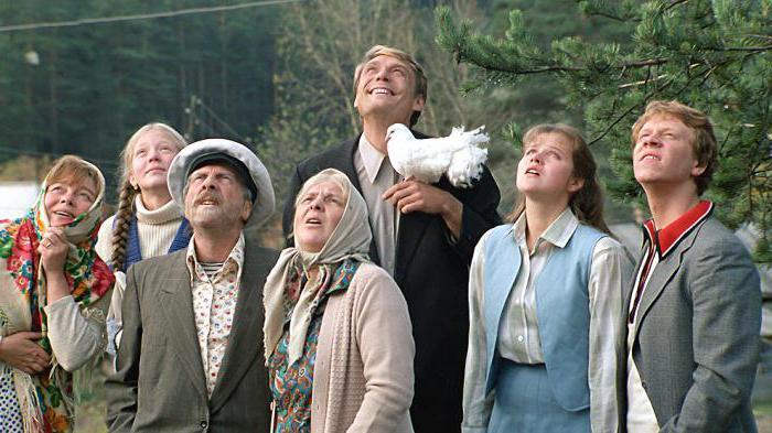 Кино про деревню: лучшие из лучших
