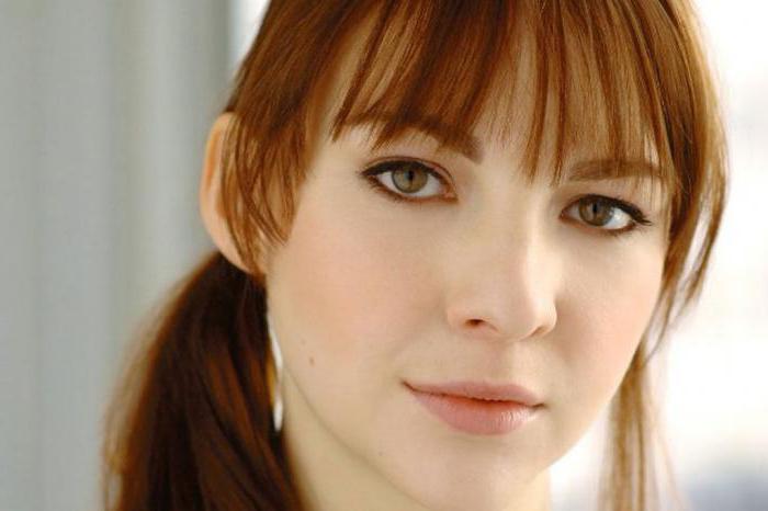 Эрин Дарк - популярная актриса