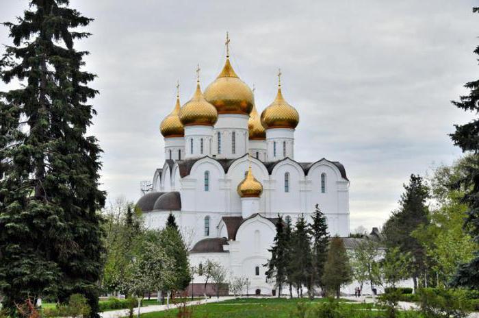 Ярославль, Успенский собор: история и фото