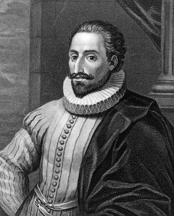 Творчество и биография Сервантеса