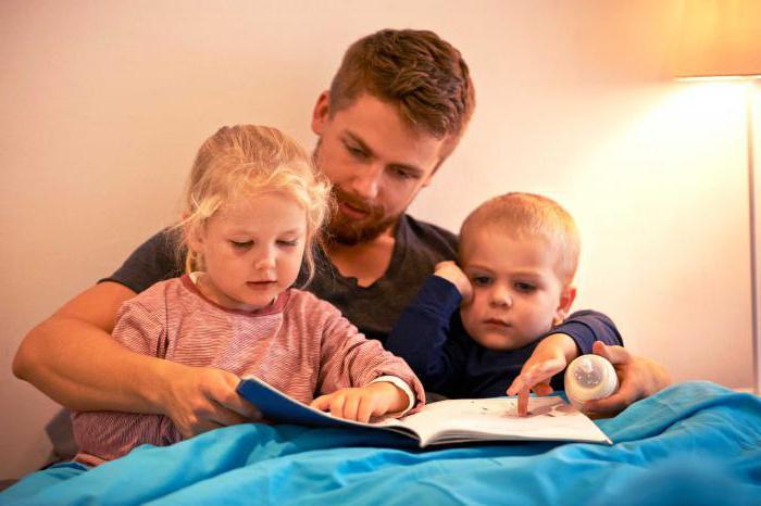 Сказки для ребенка 5 лет: перечень