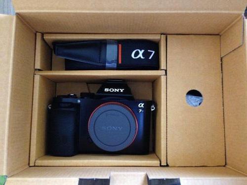 Фотоаппарат Sony A7S: обзор и характеристики