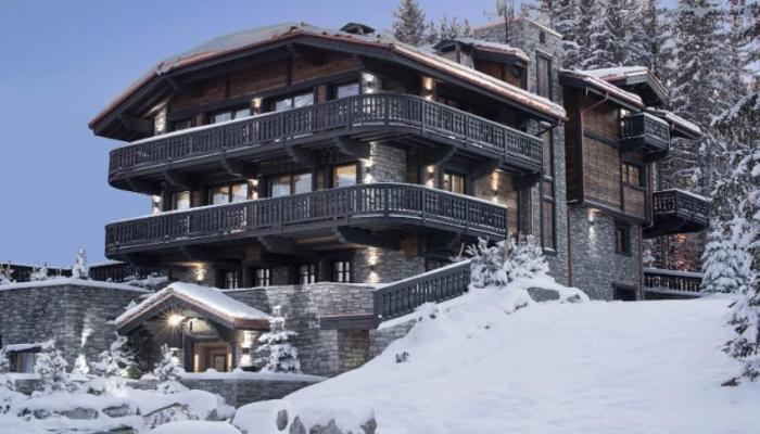 Самые роскошные лыжные шале в Европе