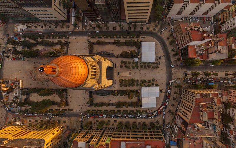 25 фотографий городов с высоты птичьего полета. Такими ты их, наверное, не видел!