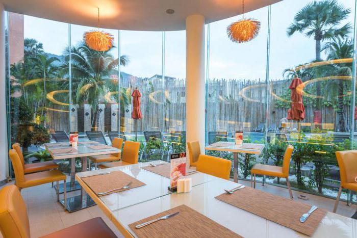 Отель The Beach Heights Resort 4* (Пхукет, Таиланд): обзор, номера и отзывы туристов