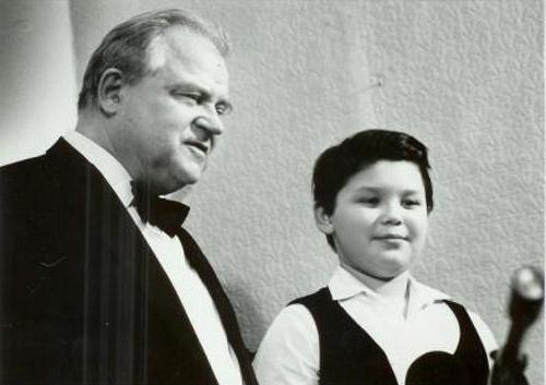 Вадим Репин: биография скрипача, фото и интересные факты