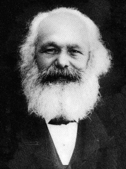 Биография Карла Маркса кратко