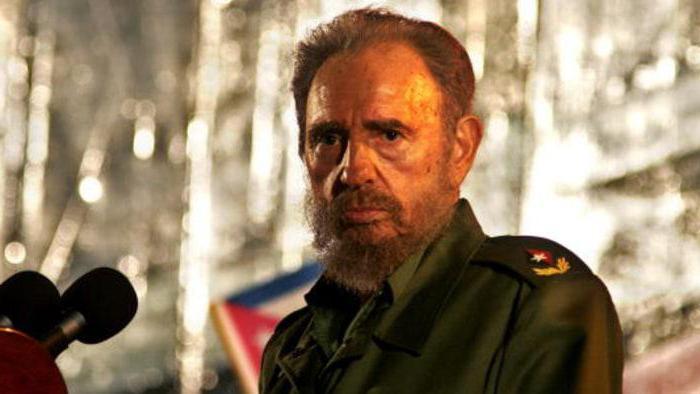 История острова Свободы в лицах государственных деятелей. Фидель Кастро - народный