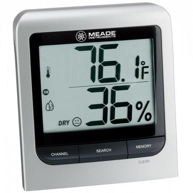 Датчик температуры воздуха в помещении: принцип работы и виды