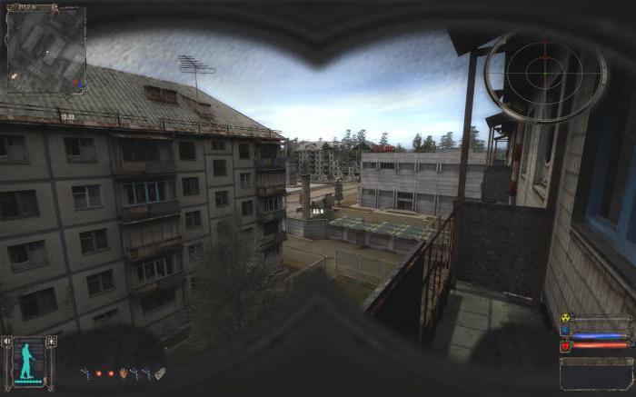 Неизвестные локации игры