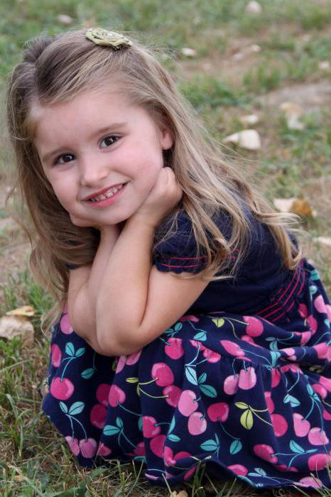 Поздравление трехлетней девочки