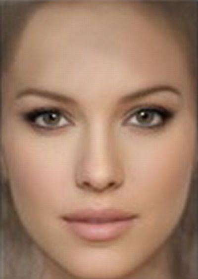 В Интернете выяснили, как выглядит самая красивая женщина в мире. Любопытно!