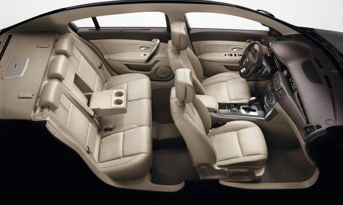 Новый Renault Latitude. Renault Latitude: обзор и характеристики автомобиля