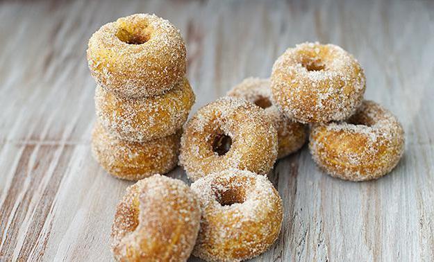 Пончики: классический рецепт. Как приготовить пончики в домашних условиях