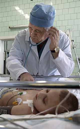 Доктор Рошаль Леонид Михайлович: биография, семья, награды