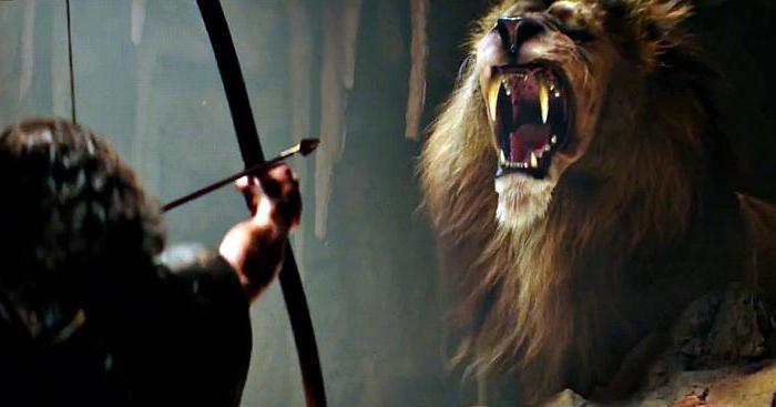 подвиги геракла немейский лев картинки