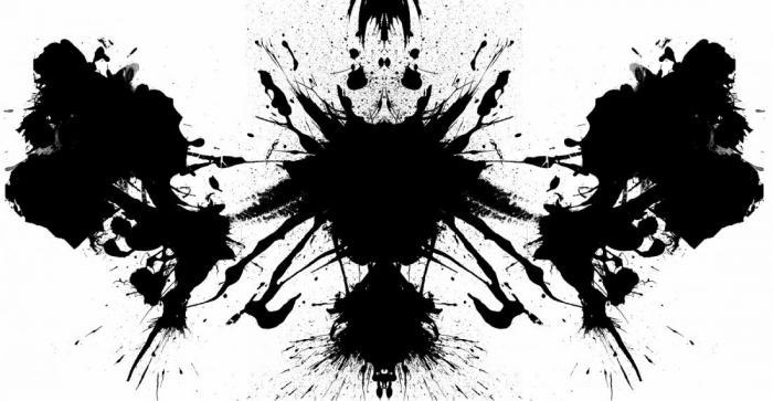 Секрет теста Роршаха: почему мы видим изображения в чернильных пятнах?