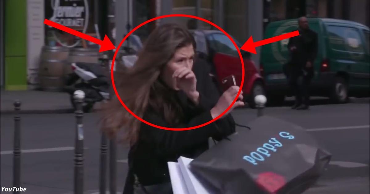 Вот как французы отучили пешеходов ходить на красный
