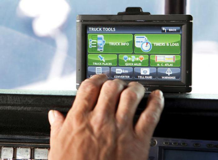 Какой лучше навигатор для грузовых автомобилей?