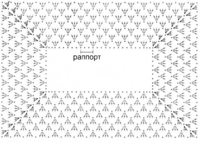 Вязание крючком реглан сверху схемы 94