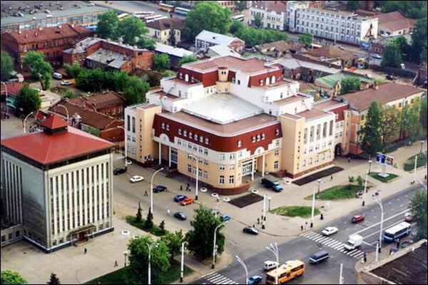 Город Тамбов. Население Тамбова
