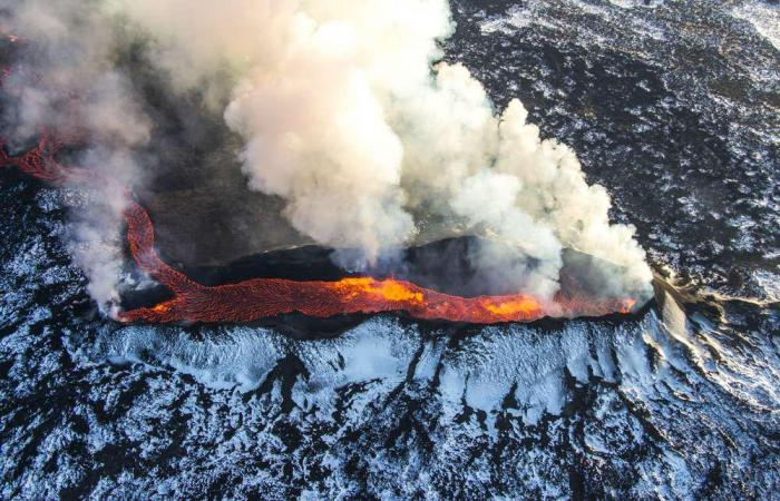 В Исландии может начаться извержение четырех вулканов