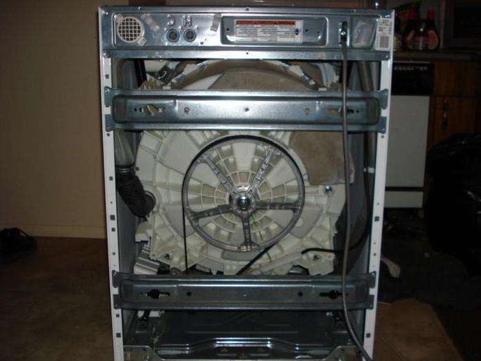 Как разбирать стиральную машину: пошаговая инструкция