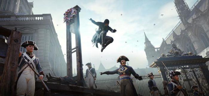 Assassin Creed Unity: загадки Нострадамуса и их решение