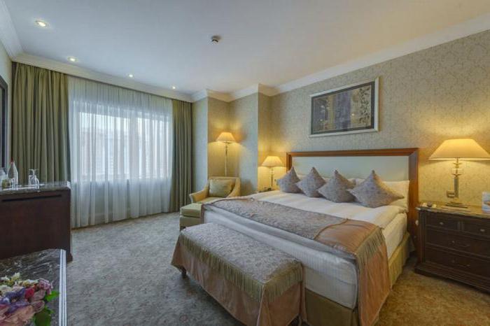 Гостиницы Астаны: адреса, фото и отзывы