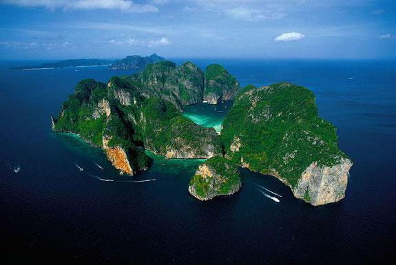 Острова Таиланда: названия и фото