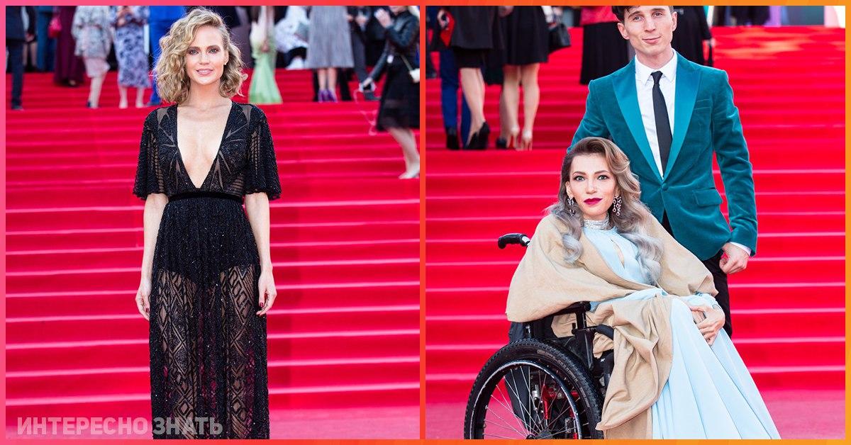 10 потрясающих нарядов с открытия Московского кинофестиваля