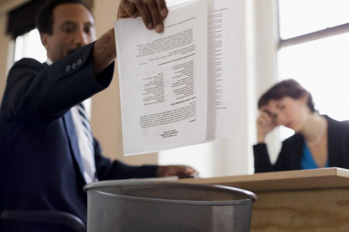 24 привычки, которые могут помешать вам получить новую работу