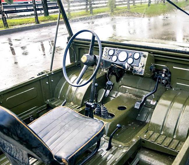 ЛуАЗ-967: технические характеристики, тюнинг