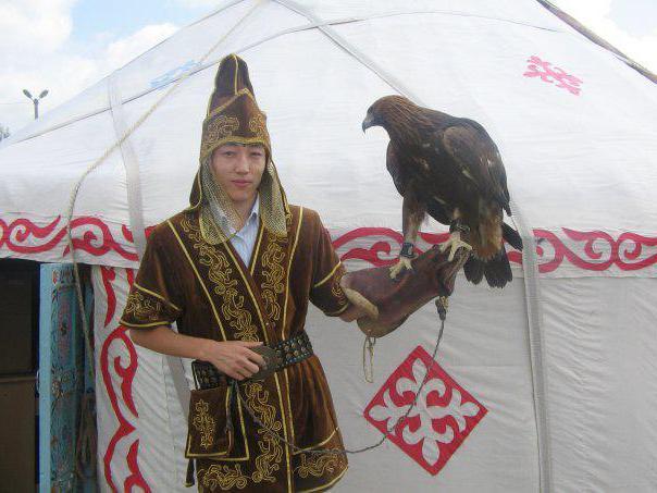Казахский национальный костюм: описание, история и интересные факты