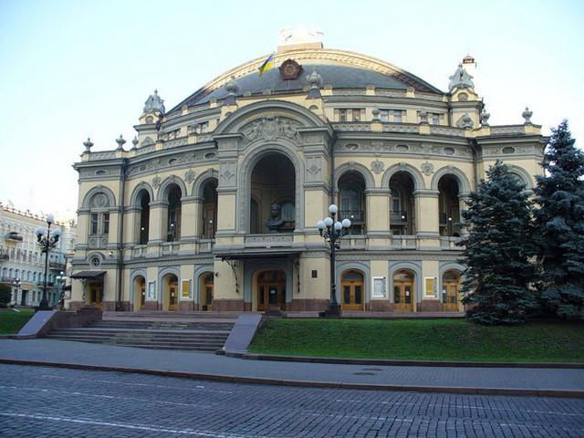 Театры Киева: адреса, репертуар, актеры, фото и отзывы
