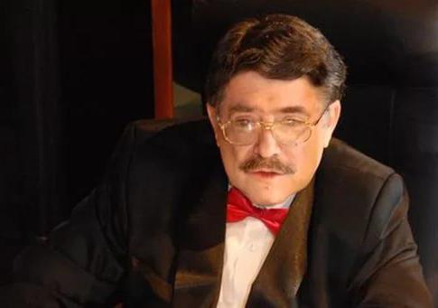 Борис Бурда: журналист, телеведущий