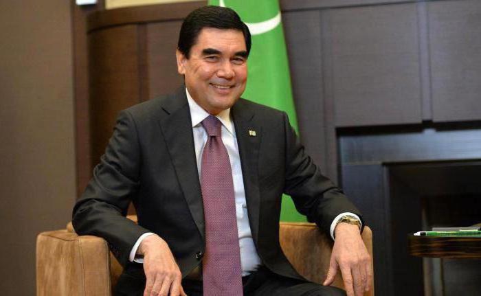 Президент Туркменистана Гурбангулы Бердымухамедов: биография и фото