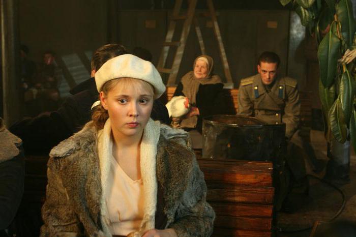 Актриса кино и театра Романенко Виктория: биография, творчество и личная жизнь