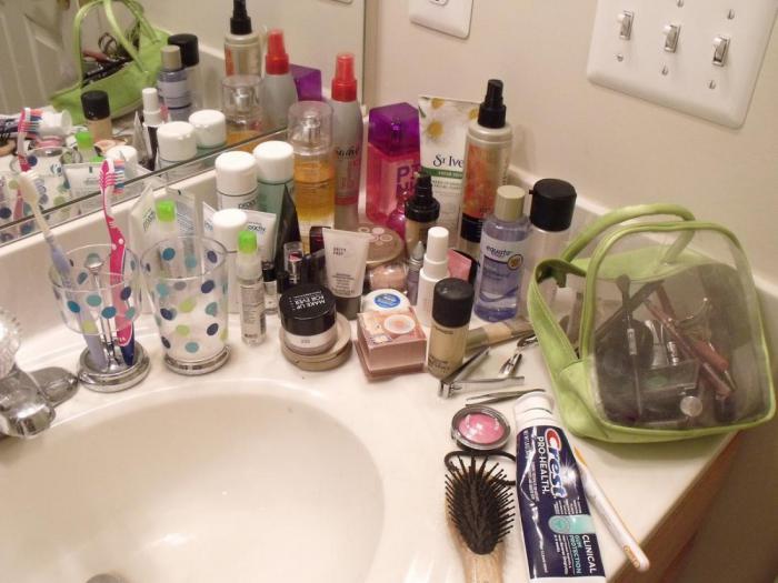10 предметов, которые не следует держать в ванной комнате