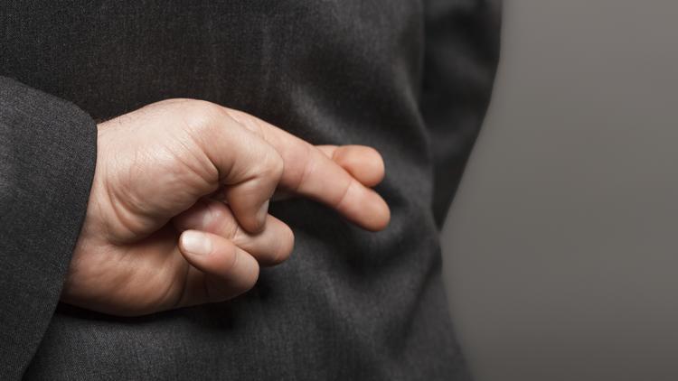 5 фраз, которые часто используют хронические лжецы