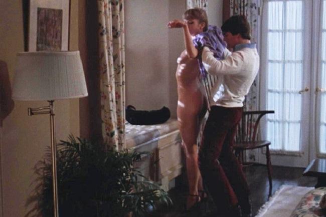 Чувственная эротика: 18 самых запоминающихся топлес-эпизодов в истории кино.
