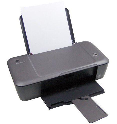 HP Deskjet 1000  - миниатюрный помощник