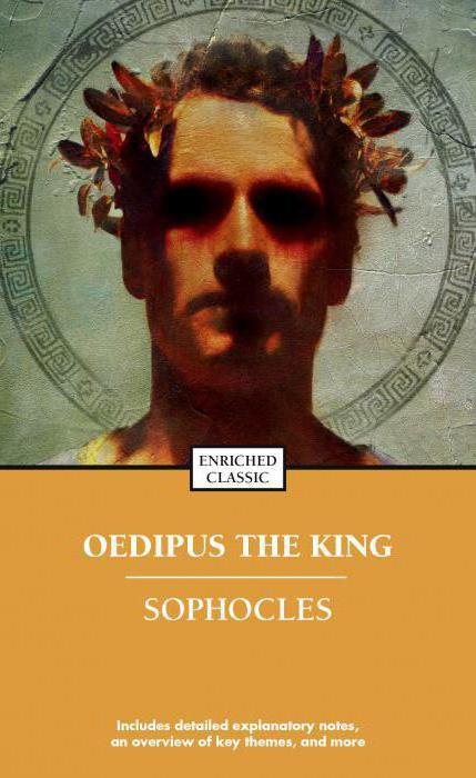 a description of blindness as the downfall of the hero oedipus in the play king oedipus by sophocles Tiresas can see things clearly even though he is blind the downfall of oedipus seems to oedipus the king - a tragic hero 1 play oedipus rex by sophocles.