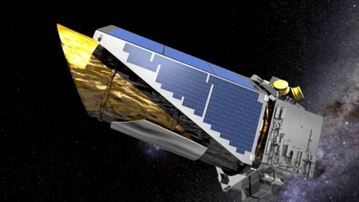 НАСА обнародовало данные