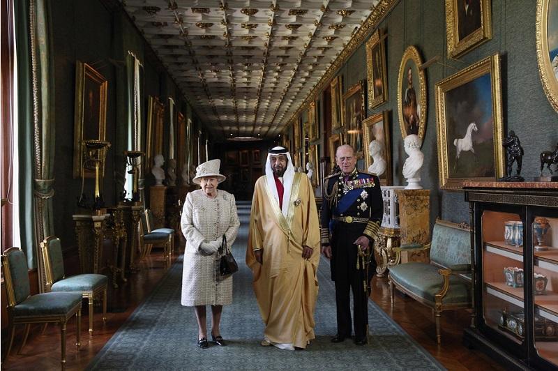 Восточная сказка наяву: ТОП-5 самых богатых шейхов мира сего.