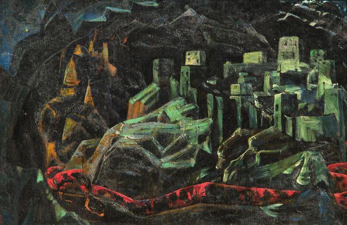 Каждая  картина Николая Рериха – это гуманизм и любовь к человечеству