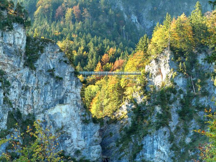 Мосты, напоминающие страшные аттракционы