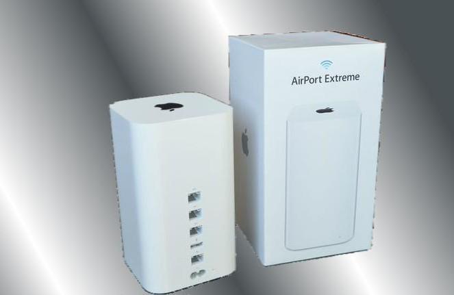Apple Airport Extreme: основные характеристики и обзор