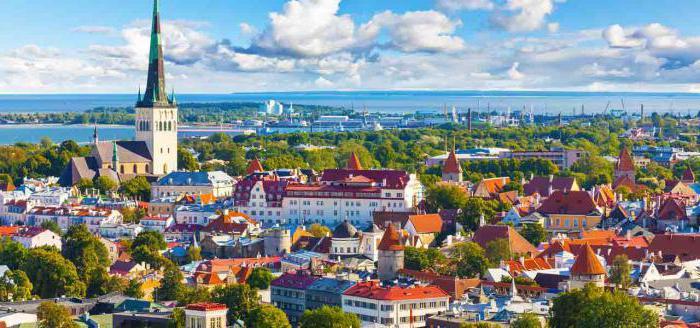 Старый город Таллин, Эстония: история, достопримечательности, интересные факты