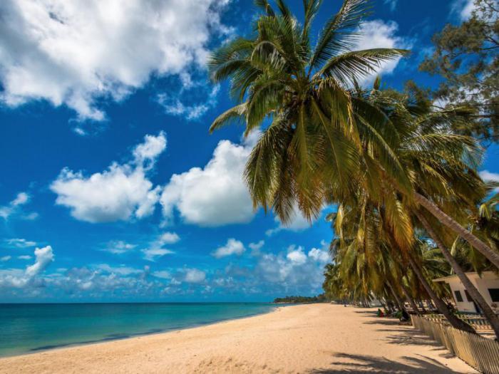 10 лучших островов для медового месяца